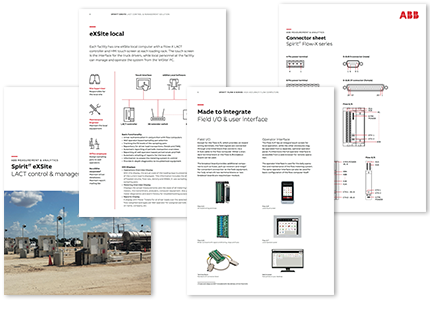 Spirit IT - Redesign van brochures volgens style voorschiften ABB Global