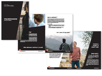 De Energie Fabriek - Brochure voor coachingstraject